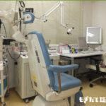 もぎたて耳鼻咽喉科診察室1