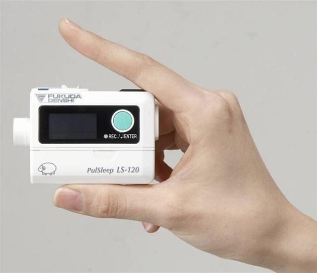 携帯型アプノモニター