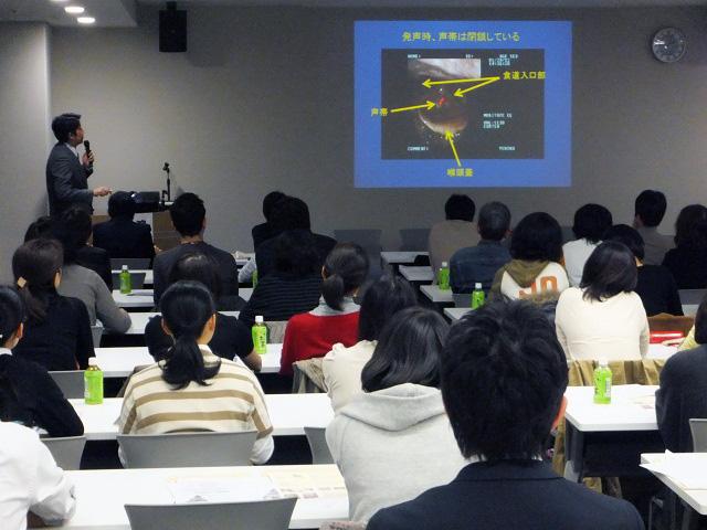 神奈川県摂食嚥下リハビリテーション研究会川崎地区講演会